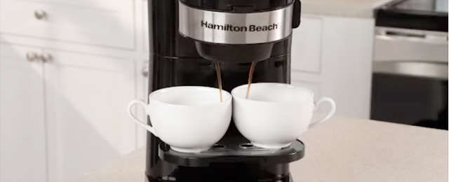 Hamilton Beach 49989 coffee maker