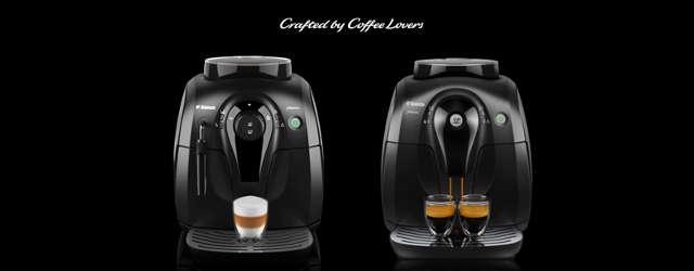 Saeco Xsmall  Superautomatic Espresso Machine Features