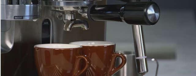 grind and brew espresso machine