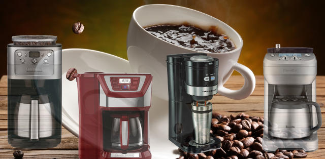 Grind and Brew Coffee Makers Review